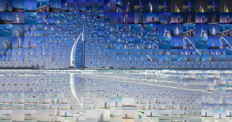 Estos mosaicos con fotografías están dando mucho que hablar 003