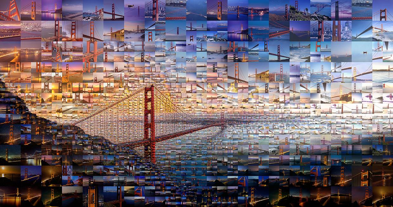 Estos mosaicos con fotografías están dando mucho que hablar 006