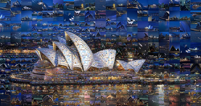 Estos mosaicos con fotografías están dando mucho que hablar 007