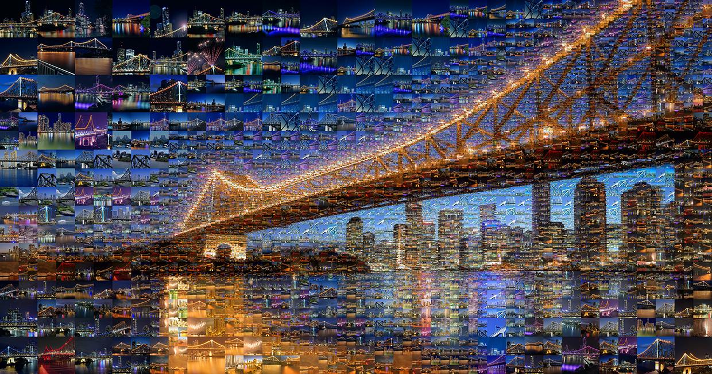 Estos mosaicos con fotografías están dando mucho que hablar 008
