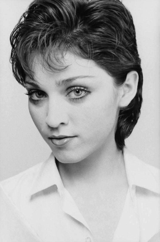 Fotografías de Madonna cuando todavía no había alcanzado la fama 05