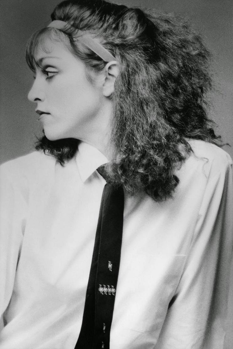 Fotografías de Madonna cuando todavía no había alcanzado la fama 07