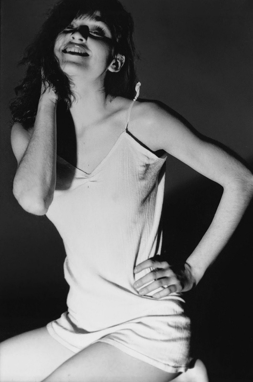 Fotografías de Madonna cuando todavía no había alcanzado la fama 09