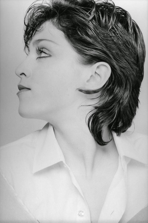 Fotografías de Madonna cuando todavía no había alcanzado la fama 12