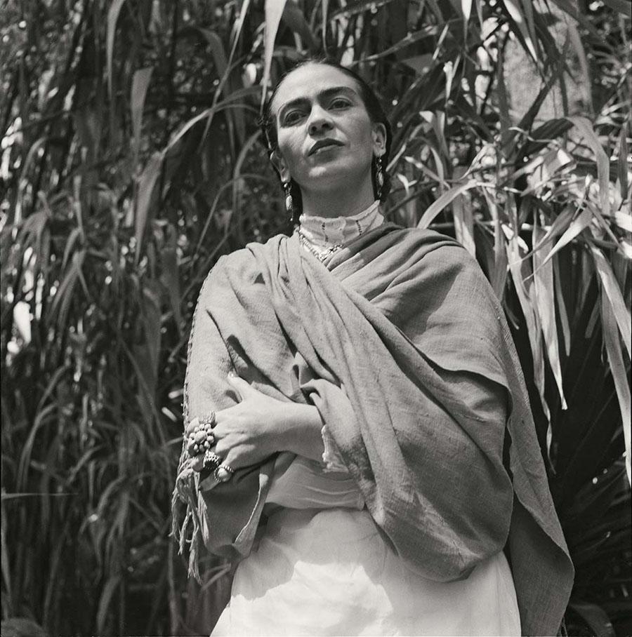 Fotografías inéditas de Frida Kahlo poco antes de su muerte 06