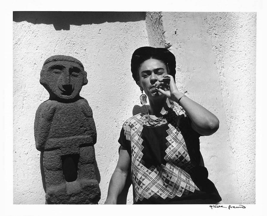 Fotografías inéditas de Frida Kahlo poco antes de su muerte 13