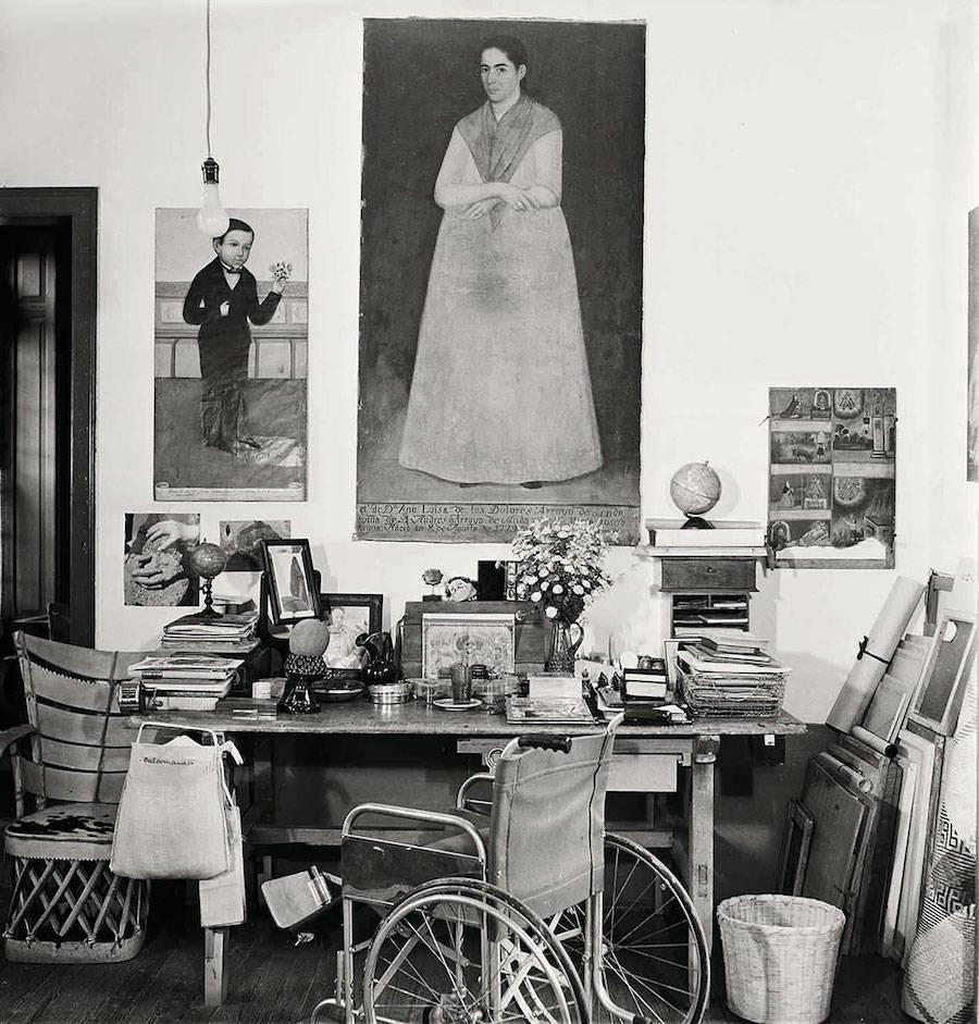Fotografías inéditas de Frida Kahlo poco antes de su muerte 18