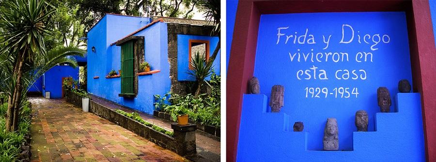 Fotografías inéditas de Frida Kahlo poco antes de su muerte casa azul 3