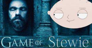 Game of Thrones y Padre de Familia en este mashup de lo más extraño