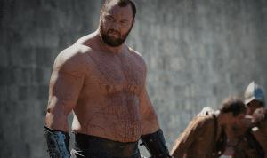 La dieta de The Mountain: el hombre más fuerte del mundo