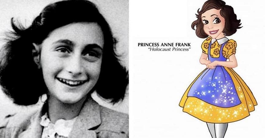 Heroínas de la vida real convertidas en princesas de Disney