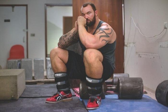 La dieta de The Mountain el hombre más fuerte del mundo 01