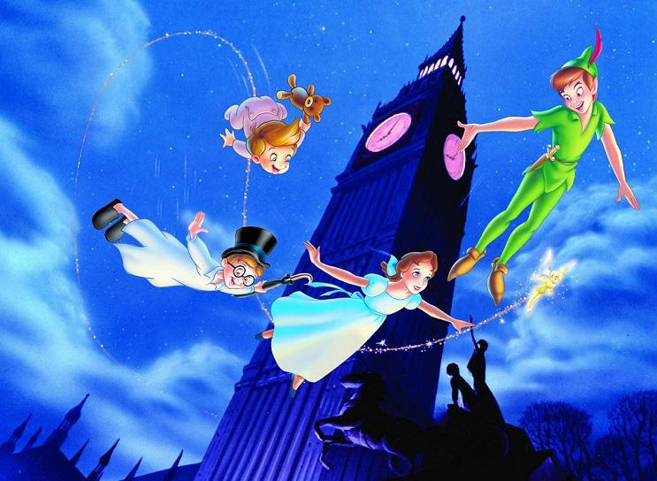 La directora de Brave anuncia la llegada del crossover de Peter Pan y Alicia en el País de las Maravillas 03