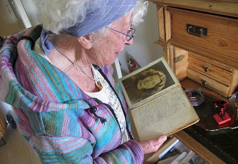 Lo que hacía esta anciana en su juventud te dejará con la boca abierta 2
