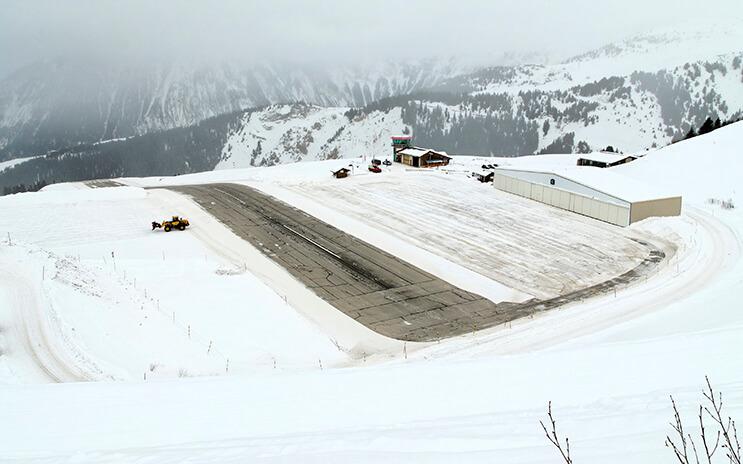 Los 10 aeropuertos más originales del mundo