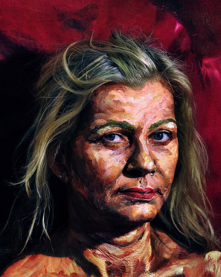 Los 10 mejores artistas contemporáneos del body paint que sorprenden con su arte 13