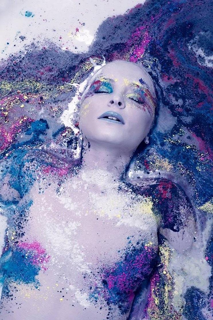 Los 10 mejores artistas contemporáneos del body paint que sorprenden con su arte 21