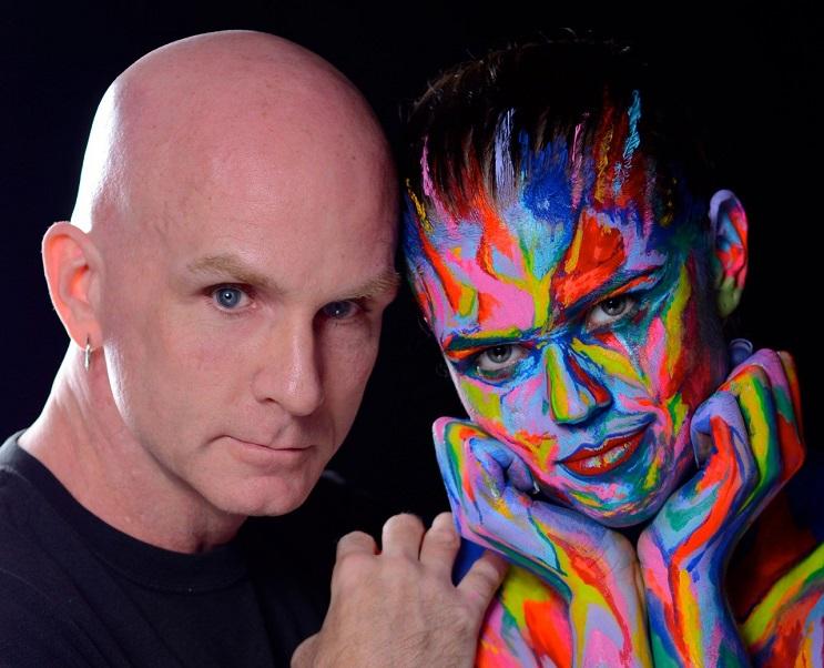 Los 10 mejores artistas contemporáneos del body paint que sorprenden con su arte 8