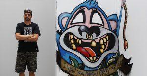El arte urbano como forma de expresión