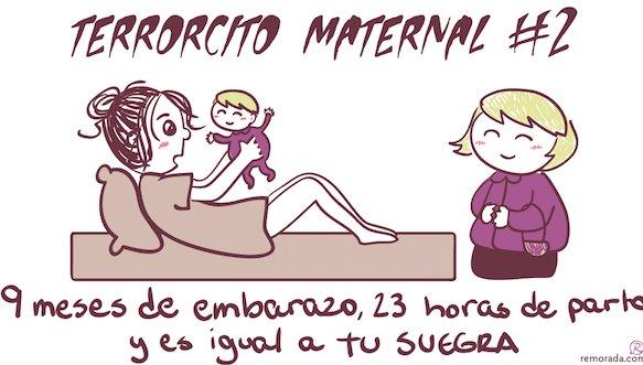 Miedo a la maternidad Estas 15 ilustraciones te mostrarán lo genial que es ser una madre 02