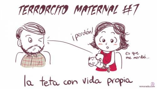 Miedo a la maternidad Estas 15 ilustraciones te mostrarán lo genial que es ser una madre 07
