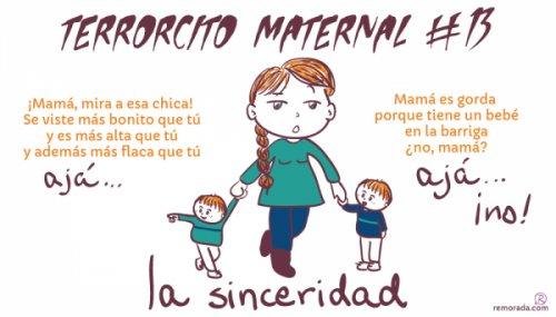 Miedo a la maternidad Estas 15 ilustraciones te mostrarán lo genial que es ser una madre 13