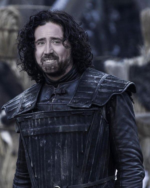 Nicolas Cage se suma a la fiebre de Game of Thrones de la más divertida manera 02