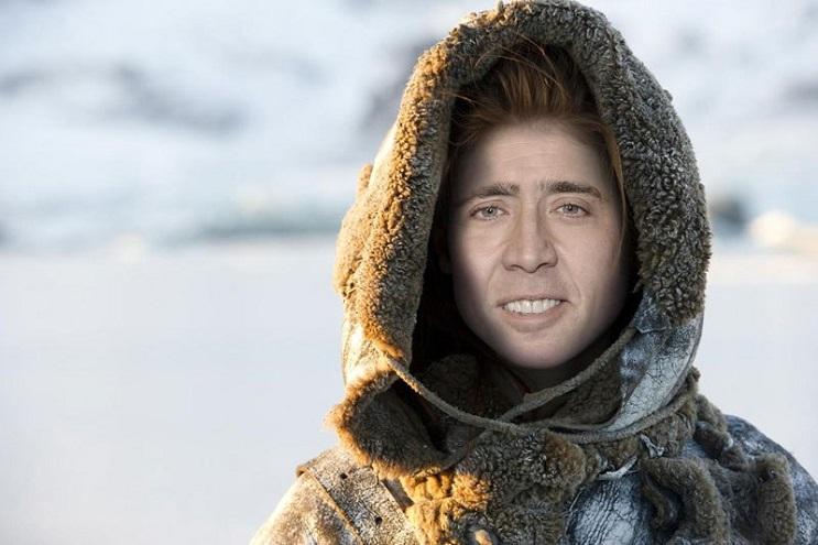 Nicolas Cage se suma a la fiebre de Game of Thrones de la más divertida manera 05
