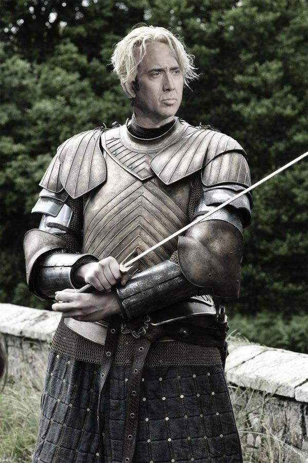 Nicolas Cage se suma a la fiebre de Game of Thrones de la más divertida manera 07