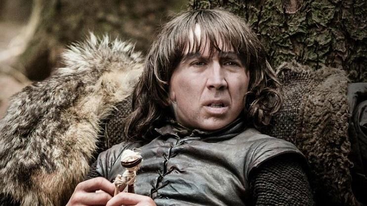 Nicolas Cage se suma a la fiebre de Game of Thrones de la más divertida manera 08