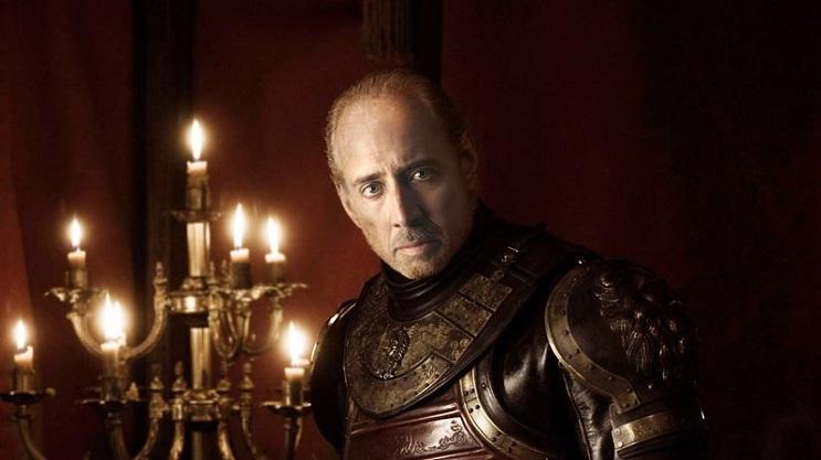 Nicolas Cage se suma a la fiebre de Game of Thrones de la más divertida manera 10