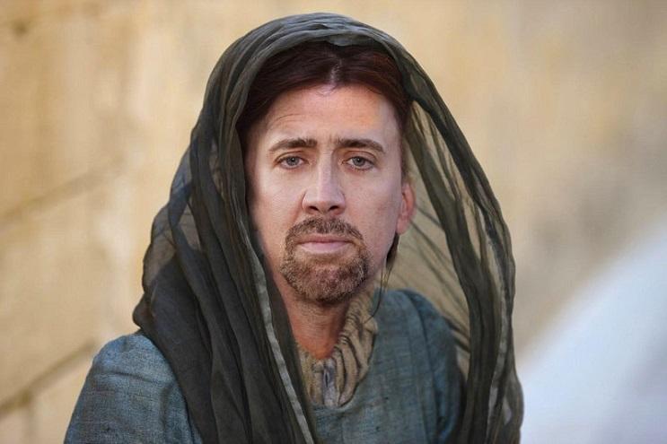 Nicolas Cage se suma a la fiebre de Game of Thrones de la más divertida manera 18