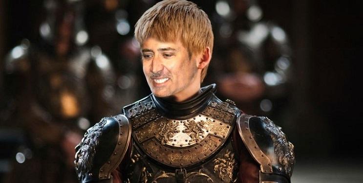 Nicolas Cage se suma a la fiebre de Game of Thrones de la más divertida manera 19