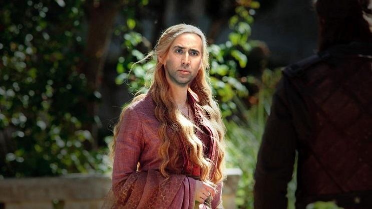Nicolas Cage se suma a la fiebre de Game of Thrones de la más divertida manera 23
