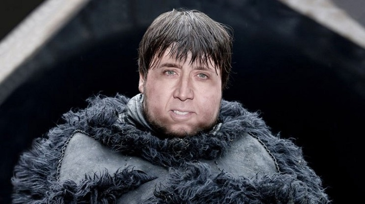 Nicolas Cage se suma a la fiebre de Game of Thrones de la más divertida manera 25