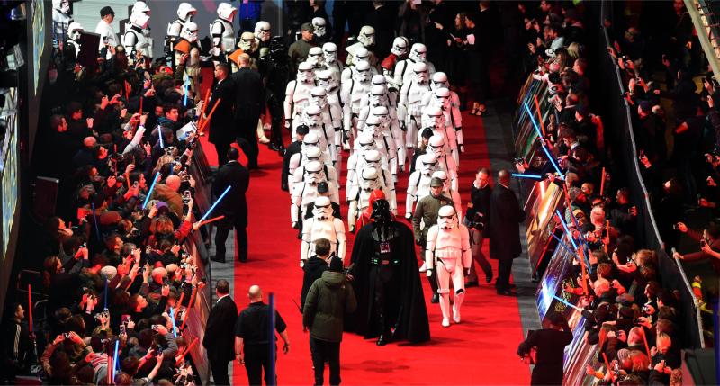 Por qué se celebra hoy el Día de La Guerra de las Galaxias darth vader