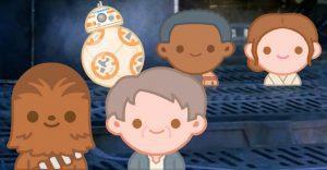 """Star Wars: The Force Awakens"" explicada con emojis"