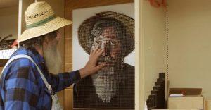 Un retrato que puede ser visto por los ciegos