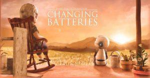 Una conmovedora historia entre una abuela y su robot que encantará