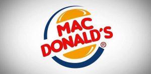 Doce logos de marcas se fusionan con su competencia