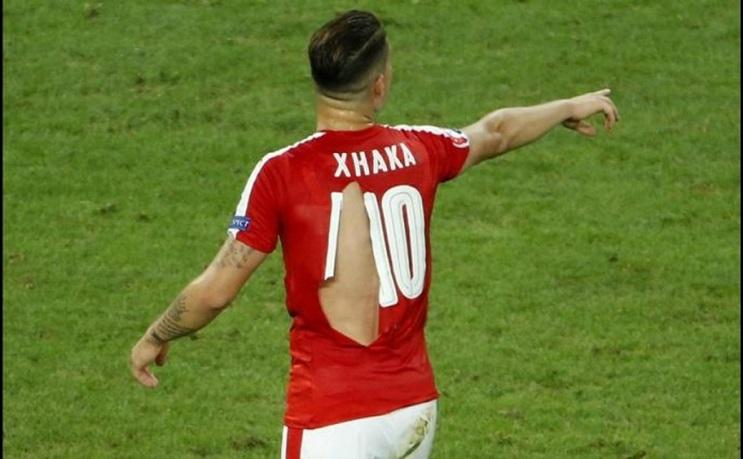 ¿Qué pasó con las camisetas de la selección de Suiza Te lo resumimos aquí 3