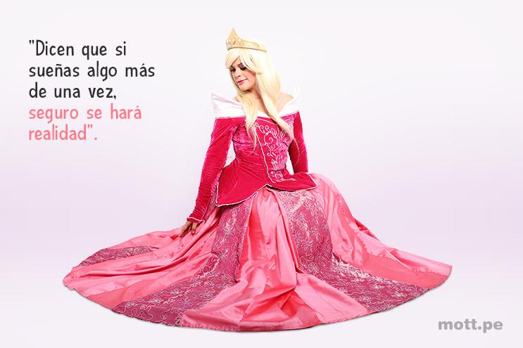 10 frases de princesas y hadas de Disney que te motivarán - Aurora.1