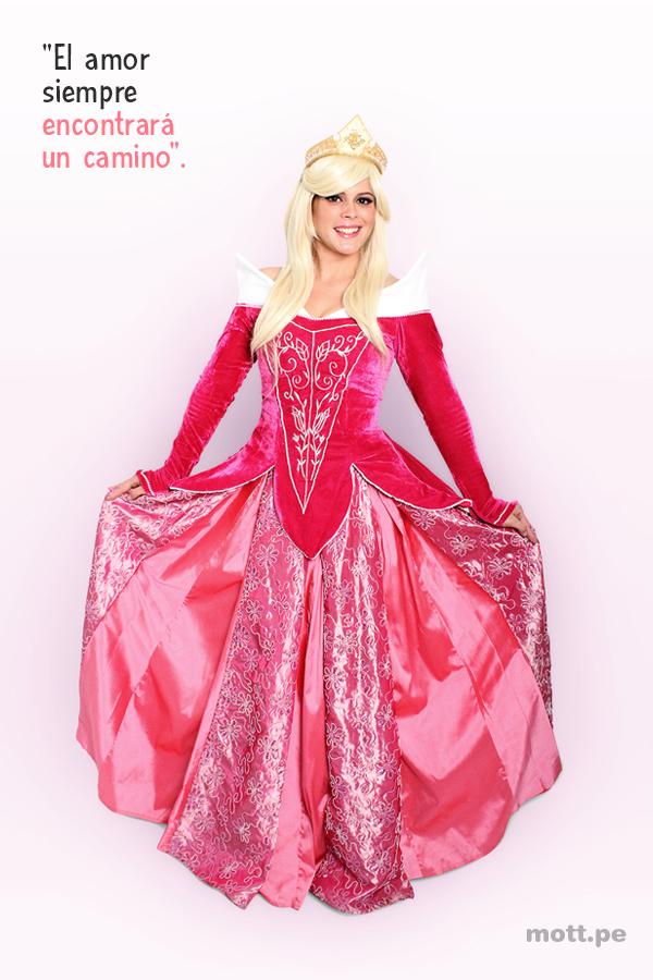 10 frases de princesas y hadas de Disney que te motivarán - Aurora.2