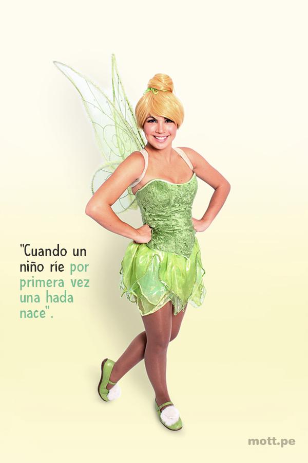 10 frases de princesas y hadas de Disney que te motivarán - Tinkerbell.2