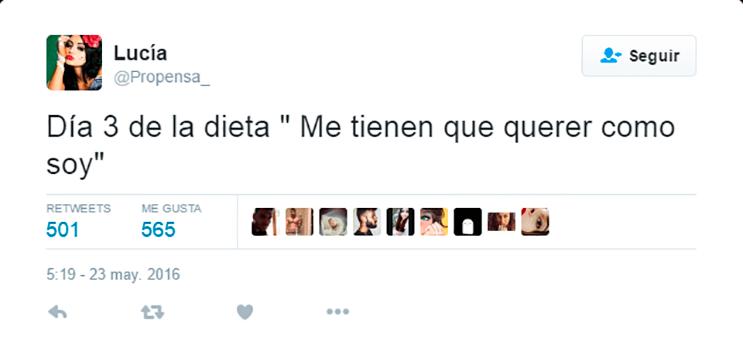 20 tuits que solo las mujeres entenderán