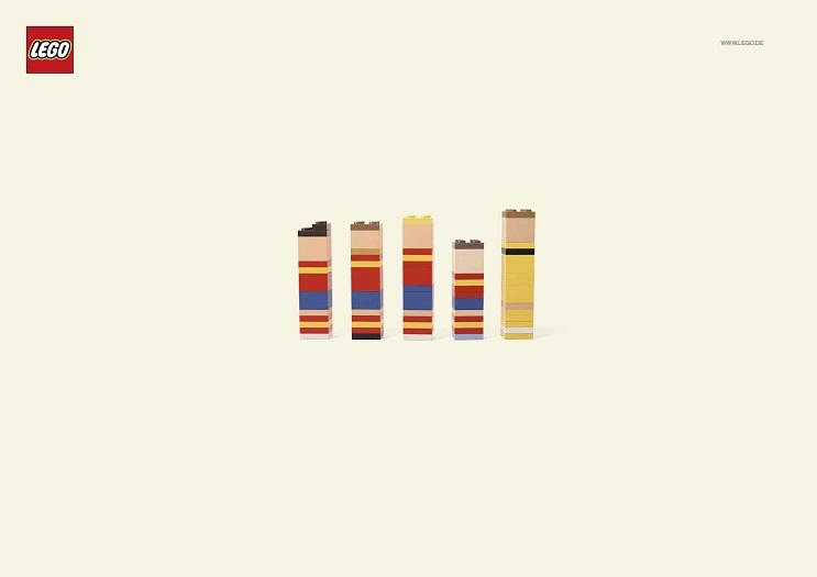 Adivinan quiénes son los personajes de estas ilustraciones minimalistas lego 02