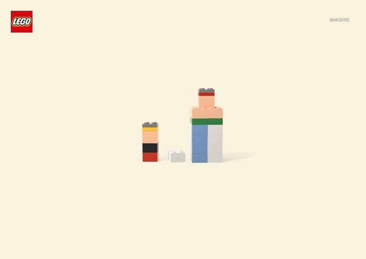 Adivinan quiénes son los personajes de estas ilustraciones minimalistas lego 03