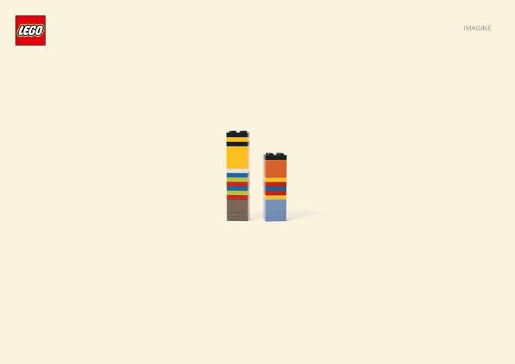 Adivinan quiénes son los personajes de estas ilustraciones minimalistas lego 05