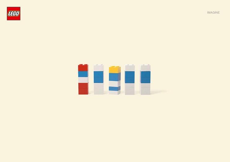 Adivinan quiénes son los personajes de estas ilustraciones minimalistas lego 07