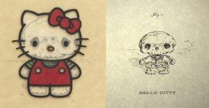 Así es como se verían los esqueletos de algunos personajes del mundo animado